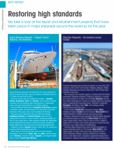 ICFR 51 Building And Refurb Refit Report